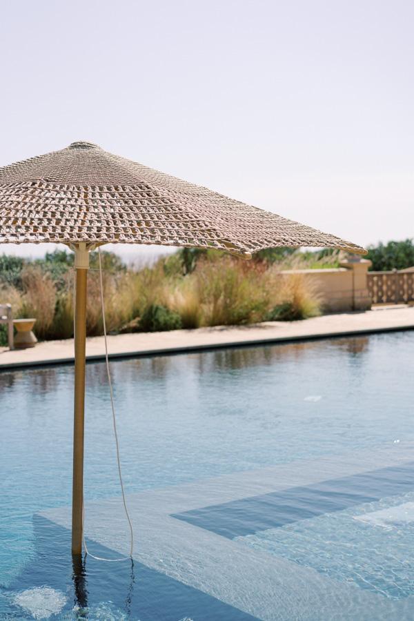 Pool private event in Ibiza